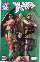 "Stan Lee Signed 2011 ""X-Men: Legacy"" Variant Issue #245 Marvel Comic Book (JSA COA)"