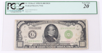 1928 $1000 One Thousand Dollars Federal Reserve Note (PCGS 20)