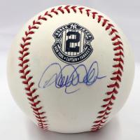 Derek Jeter Signed OML Retirement Baseball (Steiner COA & MLB Hologram)