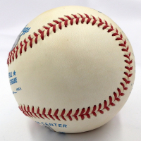 """Mike Trout & Mickey Mantle Signed OAL Baseball Inscribed """"Mike & The Mick"""" (UDA Hologram & MLB Hologram) at PristineAuction.com"""