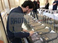 "Kit Harington Signed ""Game of Thrones"" 45"" Longclaw Sword Plaque (Radtke COA) at PristineAuction.com"