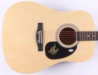 Mark Hoppus Signed Full-Size Acoustic Guitar (PSA COA)