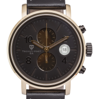 Tschuy-Vogt SA M60 Patton Men's Chronograph Watch at PristineAuction.com