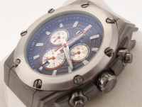 Ulysse Girard Arbour Men's Swiss Chronograph Watch at PristineAuction.com
