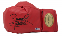 "Manny Pacquiao Signed 'Team Pacquiao' Boxing Glove Inscribed ""Pacman"" (Beckett COA)"