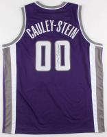 "Willie Cauley-Stein Signed Sacramento Kings ""Willie"" Jersey (JSA COA)"