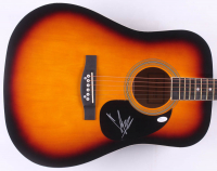 "Chris Cornell Signed 41"" Acoustic Guitar (JSA Hologram) at PristineAuction.com"