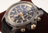 Weil & Harburg Thornton 2 Men's Swiss Chronograph Watch at PristineAuction.com