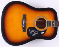 "Gordon Lightfoot Signed 41"" Acoustic Guitar (PSA COA) at PristineAuction.com"