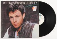 "Rick Springfield Signed ""Living in Oz"" Vinyl Record Album (JSA Hologram) at PristineAuction.com"