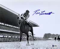 Ron Turcotte Signed 8x10 Photo (Beckett COA)