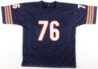 Steve McMichael Signed Chicago Bears Jersey (JSA COA) at PristineAuction.com