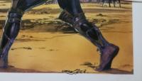 "Neal Adams Signed ""Batman vs. Ra's Al Ghul"" 18x24 Giclee (PA LOA) at PristineAuction.com"