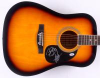 "John Osborne & T.J. Osborne Signed 41"" Huntington Acoustic Guitar (PSA Hologram)"