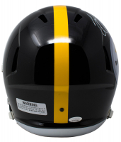 JuJu Smith-Schuster Signed Pittsburgh Steelers Full-Size Speed Helmet (JSA COA) at PristineAuction.com