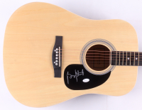 "George Strait Signed Huntington 39"" Acoustic Guitar (JSA COA) at PristineAuction.com"