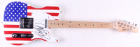 """Bruce Springsteen Signed Huntington 39"""" Electric Guitar (PSA LOA) at PristineAuction.com"""