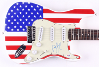 "Billy Joel Signed Huntington 39"" Electric Guitar (PSA COA) at PristineAuction.com"