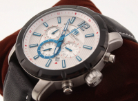 Pierre Bernard Steeplechase Men's Chronograph Watch