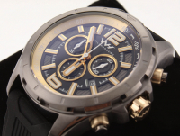 Weil & Harburg Thornton 2 Men's Swiss Chronograph Watch