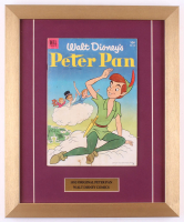 "Vintage 1952 Walt Disney's ""Peter Pan"" Issue #442 14x17 Custom Framed Comic Book"