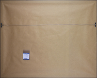 Magic Johnson Signed 35x43 Custom Framed Jersey (Beckett COA) at PristineAuction.com