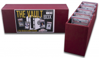 """THE VAULT"" All PSA Graded Mystery Box! (5+) PSA CARDS PER BOX!"