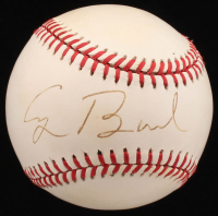 George W. Bush Signed OAL Baseball (PSA LOA)