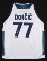 Luka Doncic Signed Jersey (JSA COA) at PristineAuction.com