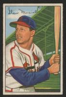 1952 Bowman #196 Stan Musial