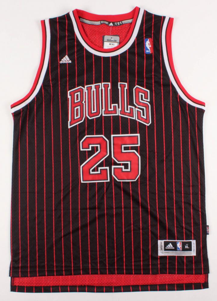 3315dc903 Steve Kerr Signed Chicago Bulls Jersey (JSA COA) at PristineAuction.com