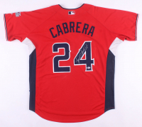 Miguel Cabrera Signed 2010 MLB All Star Game Jersey (Beckett COA)