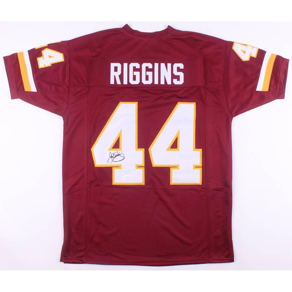 John Riggins Signed Jersey (JSA COA) | Pristine Auction