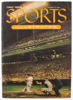 Original First Issue Sports Illustrated Magazine from August 16, 1954