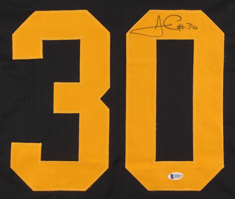 58ff84ebbd0 James Conner Signed Pittsburgh Steelers Color Rush Jersey (Beckett COA) at  PristineAuction.com