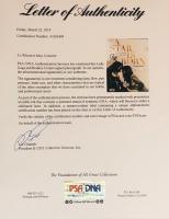 "Lady Gaga & Bradley Cooper Signed ""A Star Is Born"" 8x10 Photo (PSA LOA) at PristineAuction.com"