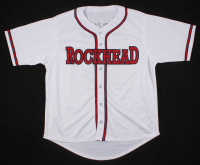 "John Rocker Signed Atlanta Braves ""Rockhead"" Jersey (JSA COA) at PristineAuction.com"