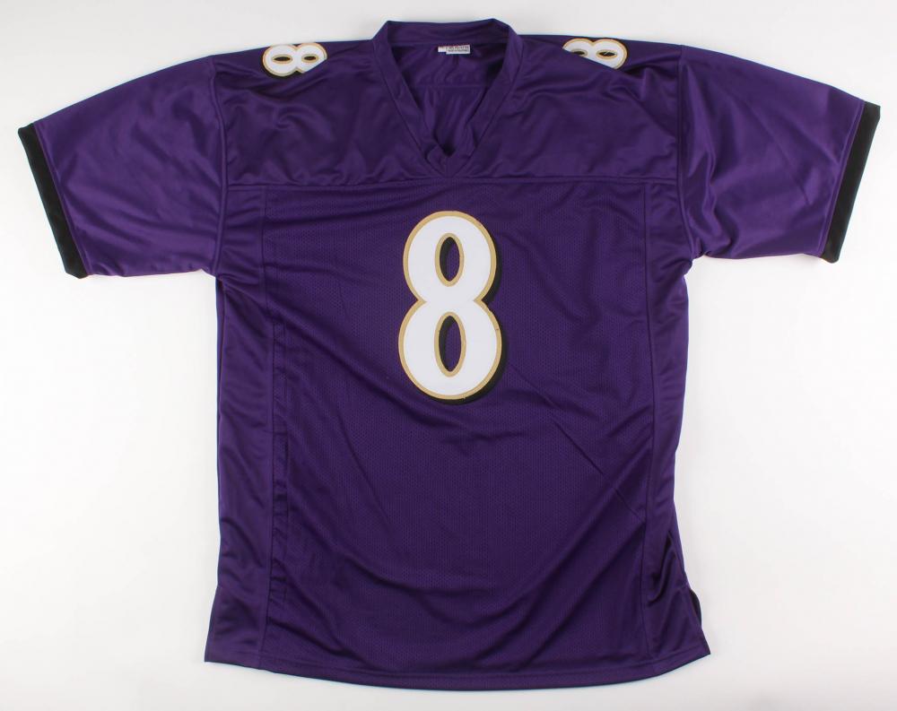 c9bf03cc0 Lamar Jackson Signed Baltimore Ravens Jersey (JSA COA) at  PristineAuction.com