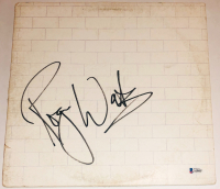 """Roger Waters Signed Pink Floyd """"The Wall"""" Vinyl Record Album (Beckett LOA) at PristineAuction.com"""