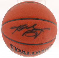 Kobe Bryant Signed NBA Basketball (PSA COA)