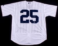 Gleyber Torres Signed New York Yankees Jersey (Becket COA)