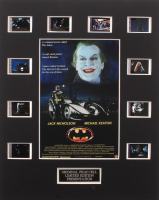 """Batman"" LE 8x10 Custom Matted Original Film / Movie Cell Display"