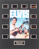 """Elvis: Blue Hawaii"" LE 8x10 Custom Matted Original Film / Movie Cell Display"