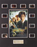 """""""Harry Potter and the Chamber of Secrets"""" LE 8x10 Custom Matted Original Film / Movie Cell Display"""