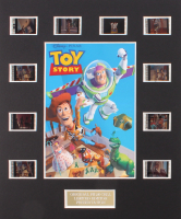 """""""Toy Story"""" LE 8x10 Custom Matted Original Film / Movie Cell Display"""