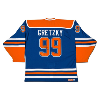 Wayne Gretzky Signed Edmonton Oilers Captain Jersey (UDA COA) at PristineAuction.com