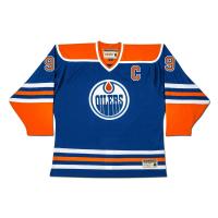 Wayne Gretzky Signed Edmonton Oilers Captain Jersey (UDA COA) at PristineAuction.com