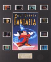 """Fantasia"" LE 8x10 Custom Matted Original Film/Movie Cell Display"