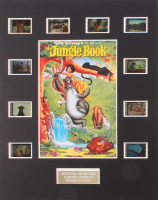 """""""The Jungle Book"""" LE 8x10 Custom Matted Original Film / Movie Cell Display"""