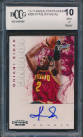 2012-13 Panini Contenders #250 Kyrie Irving RC (BCCG 10)